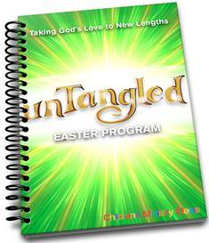 FREE unTangled Easter Program for Children's Ministry