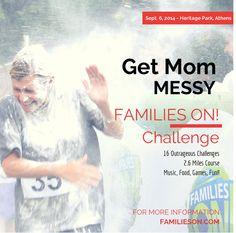 Enter to win 4 free tickets for the Families On!  Challenge #familieson #whereislumpkin