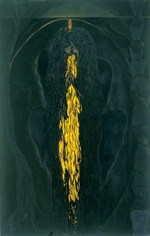 The-Healer by Chris Ofili