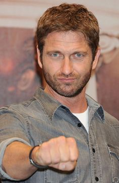 HQ Gerard Butler: Olympus Has Fallen promotional tour - Tokyo, Japan - May 28, 2013