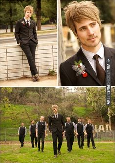groom style | CHECK OUT MORE IDEAS AT WEDDINGPINS.NET | #bridesmaids