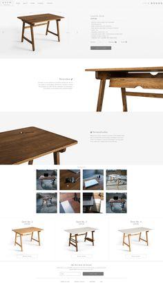Quem design online shop, e-commerce, clean design, elegant website Furniture Catalog, Online Furniture Stores, Metal Furniture, Furniture Design, Furniture Showroom, Bedroom Furniture, Furniture Ideas, Webdesign Layouts, Webdesign Inspiration