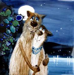 Romantika macska. Anatolij Yaryshkin