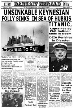 Taking Hayek Seriously Titanic Today, Rms Titanic, Belfast, Liverpool, Sink In, Set Sail, Call Her, Fails, Knowledge
