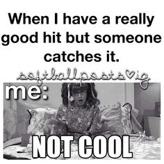 Softball #preach I hate when this happens #Softball is life