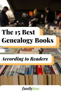 Nothing beats a good, solid genealogy research book! Here are the genealogy books that readers found most helpful in their family history search.