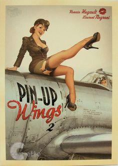 Love military pin ups!