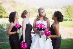 b/c you have to find a way to loosen up on your wedding day
