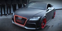 Audi TT RS Light-Showcar