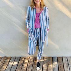 Opian sewing pattern - Vaulion Trousers and Shorts / Patron de couture Opian - Pantalon et Short Vaulion Sewing Patterns, Tie Dye, Cover Up, Trousers, Shorts, Inspiration, Tops, Dresses, Women