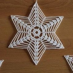 Best 12 Irish lace Irish crochet flower motifs, off white flower applique, Irish crochet decor, wedding decor Set of 3 – SkillOfKing.Com - Her Crochet Crochet Snowflake Pattern, Crochet Doily Diagram, Crochet Stars, Crochet Snowflakes, Crochet Stitches Patterns, Crochet Motif, Crochet Designs, Crochet Doilies, Crochet Flowers