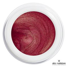 abc nailstore artistgel burnt red