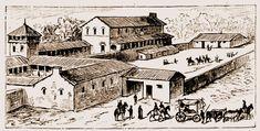 Villas mérovingiennes, résidences parisiennes des rois mérovingiens, il ne nous est rien resté de ces habitations grossièrement bâties.- DAGOBERT 1°. 3) BIOGRAPHIE. 3.2 ROI D'AUSTRASIE, 19: Mais CLotaire impose la condition qu'il épouse la soeur de la reine SICHILDE, GOMATRUDE et que CARIBERT épouse FULBERTE, belle-soeur de BRODULF (l'existence de Fulberte dans les Faux mérovingiens serait contestée). Ces mariages permettent à Sichilde et Brodulf que des membres de leur famille soient reines.