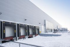 Krakowska Distribution Center