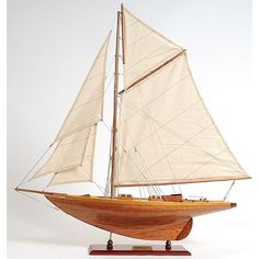 Old Modern Handicrafts Penduick Small Model Ship by Old Modern Handicrafts