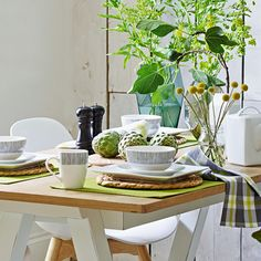 Our stylish dining c