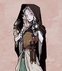 [Art] Changeling Rogue!
