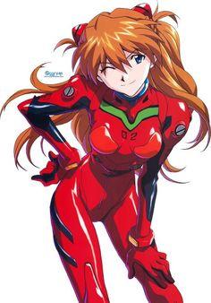 Asuka Langley Soryu - Neon Genesis Evangelion