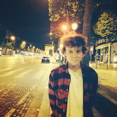 Quite possibly one of my favorite pics of Ashton