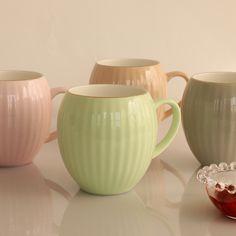 Кружки тыквы, керамические Кружки И Творческие Модели Высокого Чашки, чай с Молоком, простой Щедрым Моды, бесплатная Доставка! купить на AliExpress