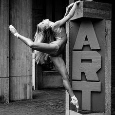 Ballet = Art.