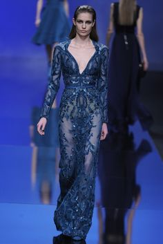 Elie Saab RTW Fall 2013 - Slideshow - Runway, Fashion Week, Reviews and Slideshows - WWD.com