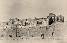 #Málaga, La Alcazaba. Año 1907.