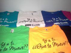 Camisetas Somos Emoción