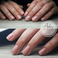 natural nails @gelnails