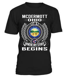 McDermott, Ohio - My Story Begins