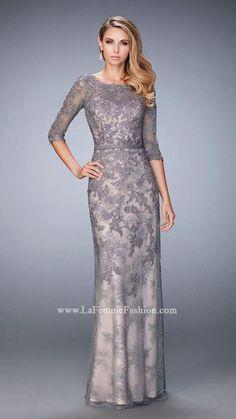 La Femme 21740 | La Femme Fashion 2016 - La Femme Prom Dresses - La Femme Short…