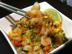 Ultimate Paleo Pad Thai | fastPaleo Primal and Paleo Diet Recipes