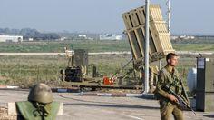 Israel: La Cúpula de Hierro intercepta dos proyectiles desde Siria