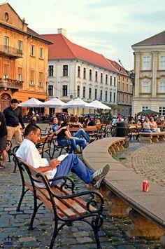 Travel to Timisoara, Romania  www.kingdomsandparadise.com Timisoara Romania, Love Letters, Street View, Lettering, My Love, World, Travel, Viajes, Cartas De Amor