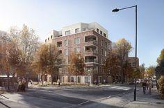 Forbes Massie / 3D Visualisation Studio / London - Work - Hawkins Brown + mae / AgarGrove