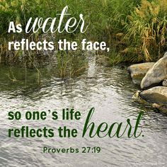 """#12 """"The world may or may not call you attractive. God calls you beautiful. God calls you His.""""  http://www.lizcurtishiggs.com/your-50-favorite-proverbs-12-looking-glass/"""