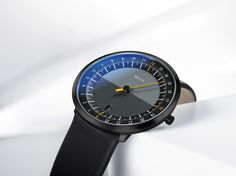 Botta Design UNO 24 yellow grey black edition