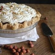 Chocolate Hazelnut Bourbon Cream Pie | Lovejoy Bakers | Portland Bakery | Lunch and Brunch | Pearl | Southwest Waterfront