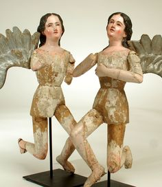 Colonial Angels   Colonial Arts