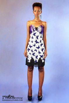 Model Georgette Photographer: Joselyne Umutoniwase                       ,Till Loeper