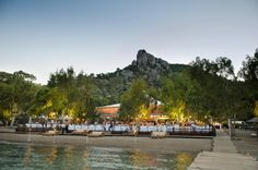 Events @ Ypanema  Vouliagmeni Lake, Loutraki, Greece  www.ypanema.gr
