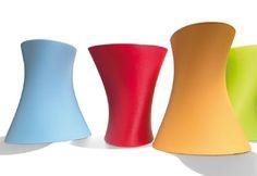 Parri Plastic - fun plastic stools