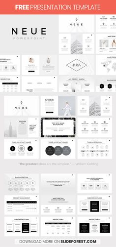 Present your ideas in a simple yet powerful and sophisticated way with Neue Minimal PowerPoint Template. This is a simple, contemporary presentation design. Free Powerpoint Templates Download, Free Keynote Template, Powerpoint Design Templates, Professional Powerpoint Templates, Cool Powerpoint, Powerpoint Themes, Best Presentation Templates, Presentation Layout, Power Point Design Free