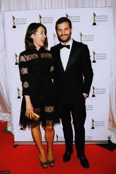 Jamie Dornan & wife Amelia Warner
