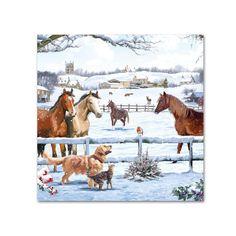 Vintage Brass Western Horse Stallion Letter Holder  Ranch House Decor  Western Bar  Recipe Card  Horse Ranch Kitchen  Napkin Holder