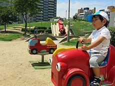 2013/7/ 8/ JR天満駅☆キッズプラザ大阪&扇町公園で遊ぶ。