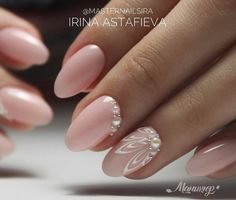Pictures on the community wall - nails - Ongles Creative Nail Designs, Creative Nails, Nail Art Designs, Cute Nails, Pretty Nails, My Nails, Wall Nails, Bride Nails, Wedding Nails