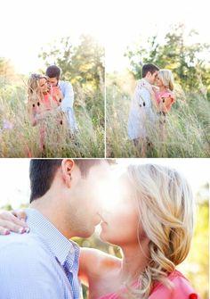 cute engagement pics!