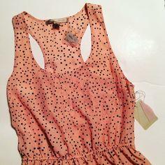 💟Forever 21 Contemporary Spring Polka Sor Dress💟 More info to come 💕 Forever 21 Dresses Mini