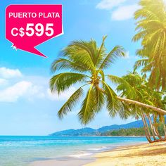 Grab your tickets now without any money pressure. Forum Travels provide you with cheap flight tickets. Book your ticket to Puerto Plata and explore the beauty of the place. Best Flight Deals, Picture Letters, Printed Curtains, Ikat Pattern, Beach Print, Famous Places, Vacation Trips, Flower Prints, Vintage Decor